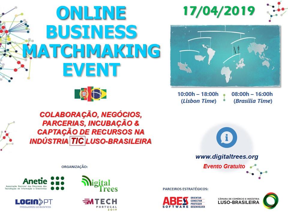 Apresentação Online Event ANETIE